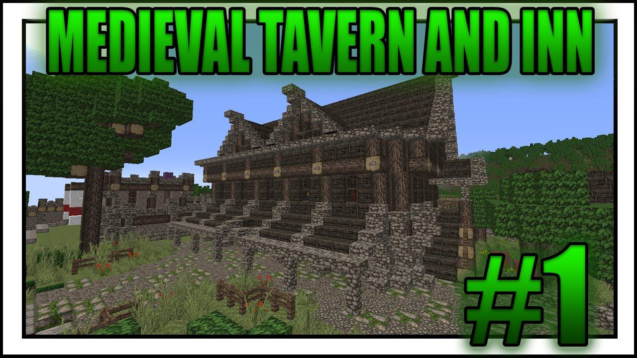 a Medieval Tavern And Inn