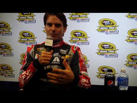 Jeff Gordon explains his frustrations with restarts