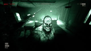 [HD] [PS4] OUTLAST Chris Walker