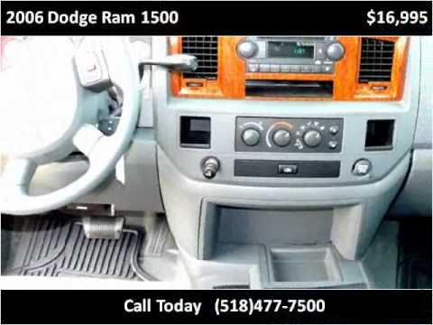 2006 Dodge Ram 1500 Used Cars East Greenbush NY