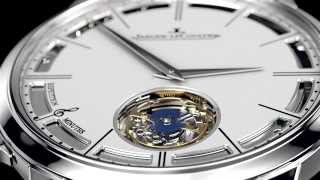 Jaeger-LeCoultre Hybris Mechanica 11 Master Ultra Thin Minute Repeater Flying Tourbillon Watch