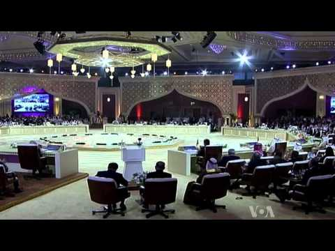 Arab League Gives Syrian Opposition Seat at the Table