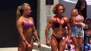 First Ever Physique Short Class Winner of Venice Beach