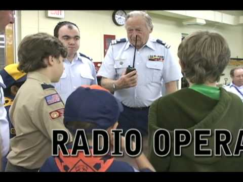 US Coast Guard Auxiliary & Boy Scouts of America Video