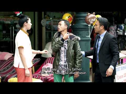 Filem Adnan Sempit Sawadikap Official Trailer (7 Ogos 2014)