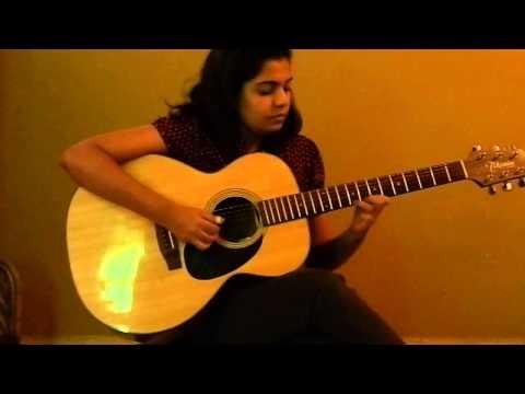 Wah Wah Ramji fingerstyle acoustic guitar