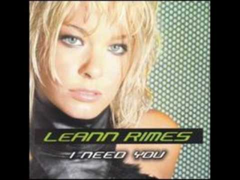 Leann Rimes - Light The Fire Within
