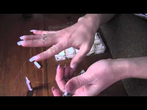 Crossdressing Tips For Beginners  29  False Nails