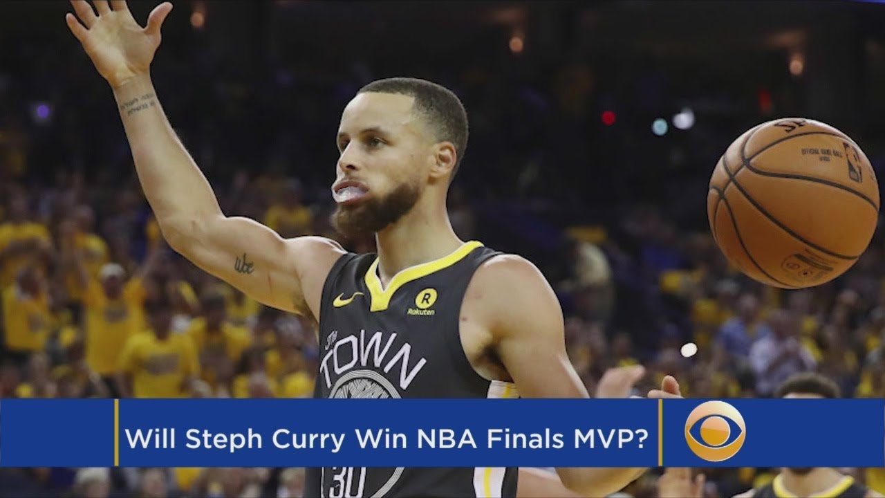 Will Stephen Curry Win NBA Finals MVP Award?