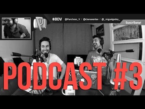 #BDV Buenos Días Vietnam Podcast #3 - Música penquista, Ebola y otras epidemias.