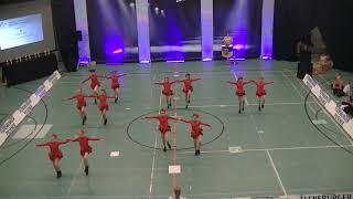 Girls on Fire - Norddeutsche Meisterschaft 2017