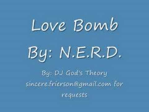 N.E.R.D. - Love Bomb Screwed and Chopped