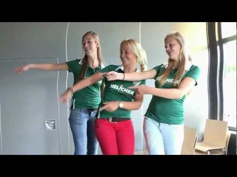 Tegelse Hockey Club - THC Dames 1 (2012-2013) - Groen Als Gras (Lipdub)