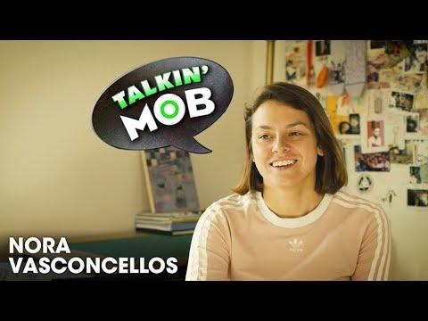 Nora Vasconcellos: Mob Grip | Talkin' MOB