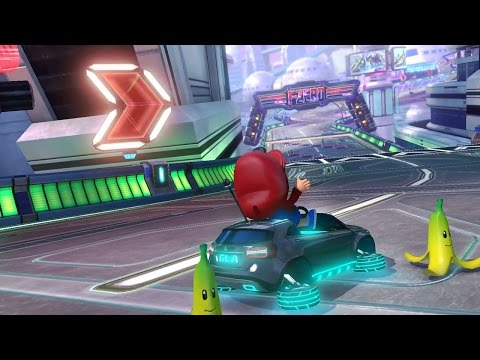 MARIO KART DELUXE - NINTENDO SWITCH -  WILLY VS VEGETTA ¿QUIEN GANARA HOY?