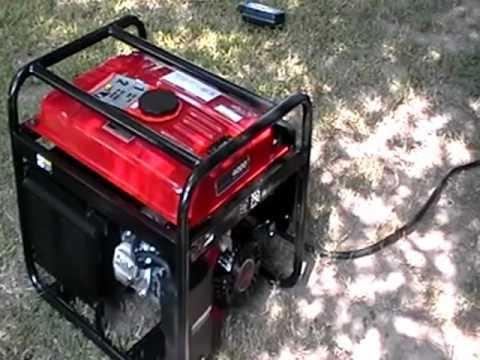 Harbor freight Predator 3200 watt generator