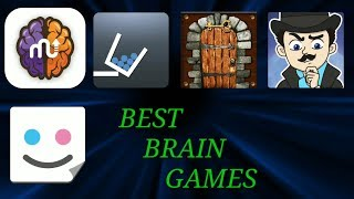 Top 5 Android Brain Games