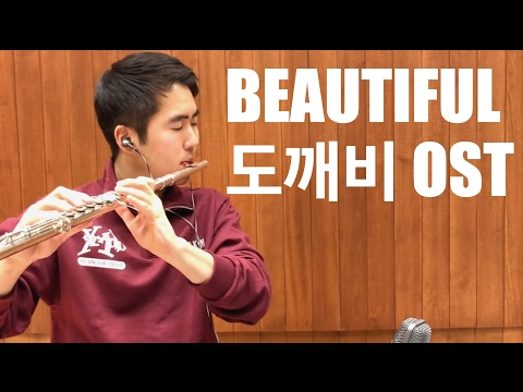 도깨비 (Goblin) OST - Beautiful Flute Cover