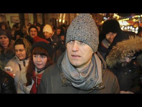 Russia: fermato per violazione dei domiciliari Alexei Navalny. Decine di arresti anche tra i…