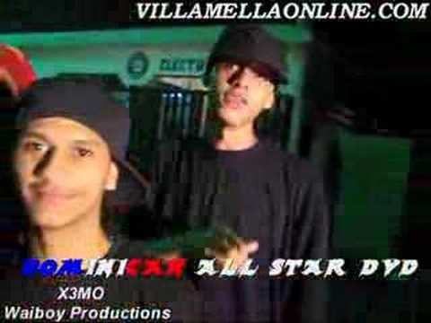 DOMINICAN ALL STAR DVD ( X3MO - VILLAMELLAONLINE.COM ) Video