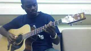 Hymn: Be thou my vision fingerstyle guitar