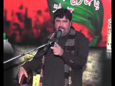 Zakir Aamir Abbas Rabani  Majlis 5 Muharam Ashra Farooq Colony Sargodha video