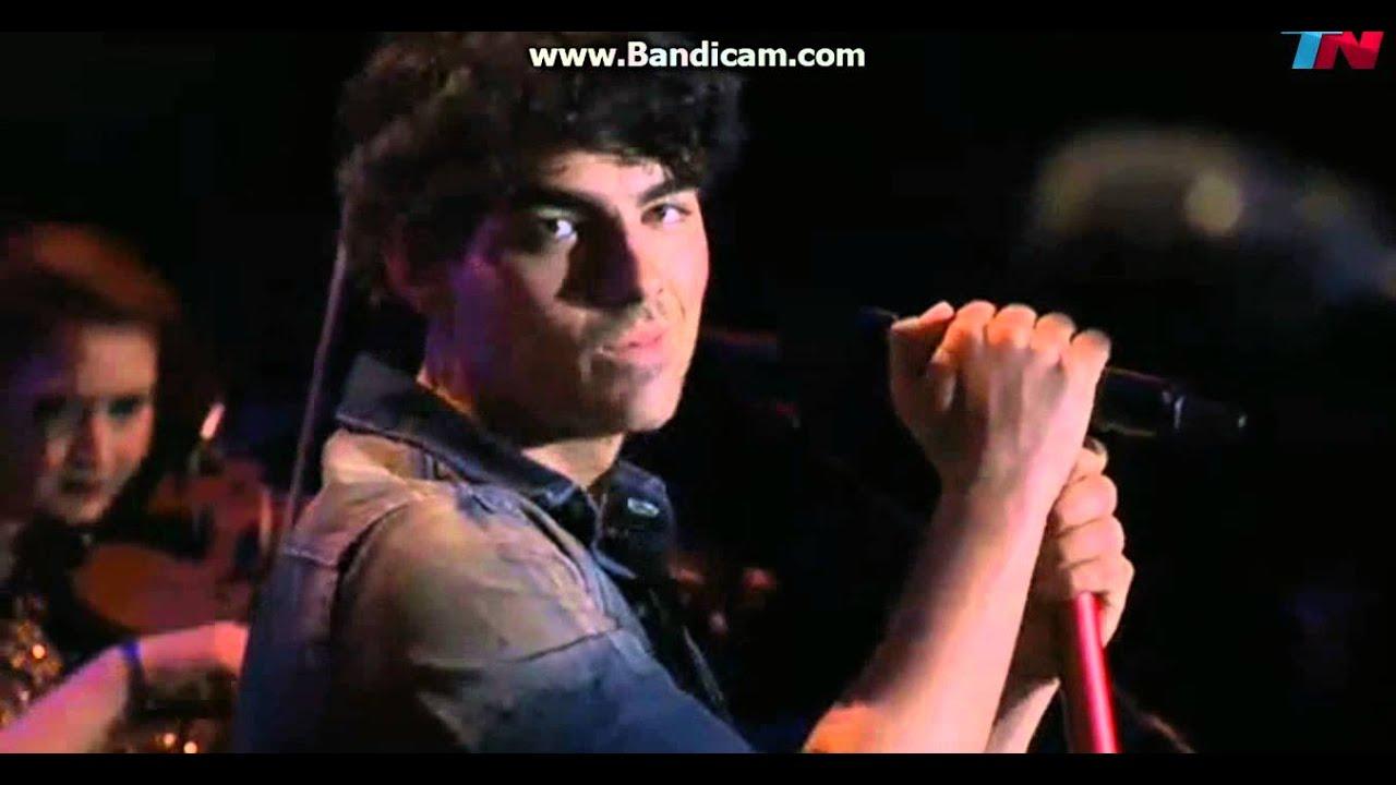 Jonas Brothers Pushing me Away Pushing me Away/hello
