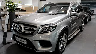 2016 New Mercedes GLS 350d