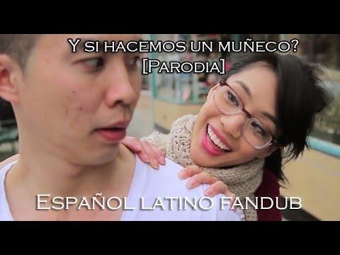 Y si quieres ser mi novio? - Frozen  -  PARODIA   - Español  Fandub