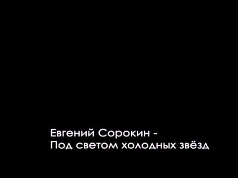 Евгений Сорокин - Под светом холодных звёзд