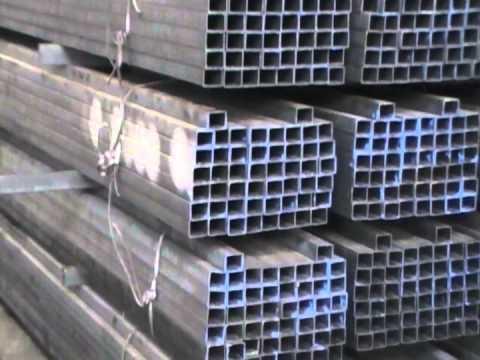 Video inka tubos fabricante de tubos lima peru youtube for Fabrica de aberturas de aluminio