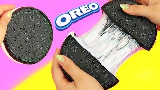 DIY LIQUID OREO?! Oreo Slime!