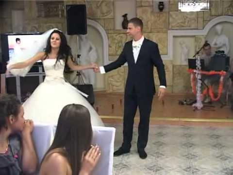Свадебный танец Ласковый и нежный зверь