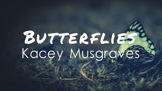 Kacey Musgraves Butterflies Audio