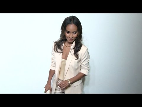 Jada Pinkett Smith at Michael Kors SS 2015 Fashion Show in New York