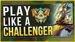 HOW TO PLAY MASTER YI LIKE A CHALLENGER PLAYER! SEASON 8 MASTER YI GAMEPLAY - League of Legends