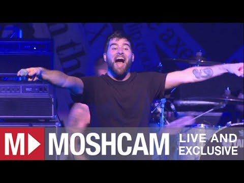 Alexisonfire - Keep It On The Wax (Live @ Sydney, 2013)