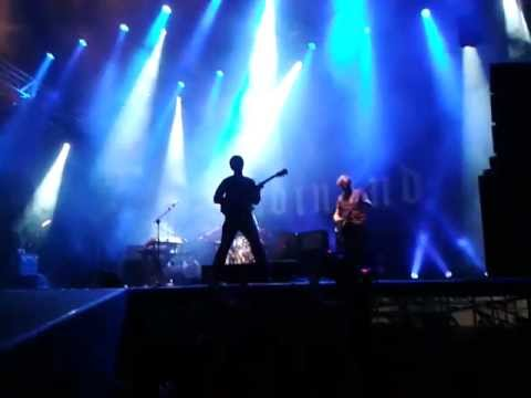 Franz Ferdinand - Outsiders (Drum solo outro) - Movistar Free Music Argentina 2013