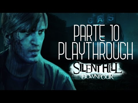 Silent Hill Downpour Playthrough - Pergunta Gamer, Turbo e Pastor metralhadora!? - 10