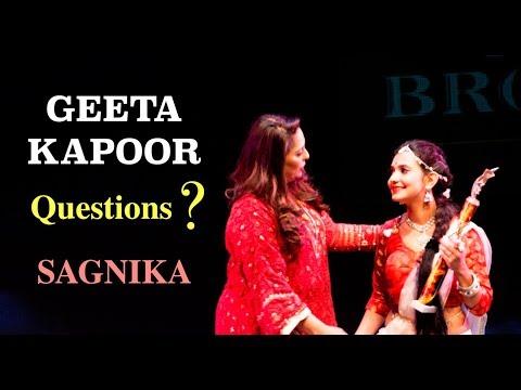 download lagu Geeta Kapoor Questions Sagnika  Dancefever2017 gratis