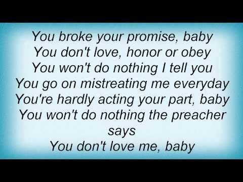 B.B. King - Broken Promise
