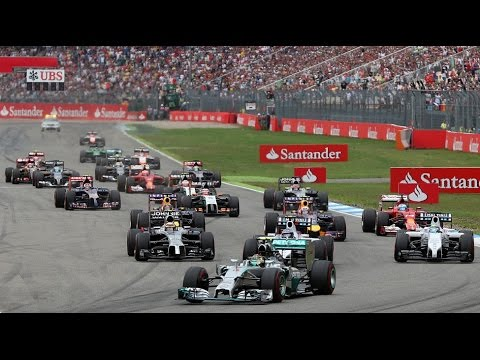 FORMULA 1 GERMAN GRAND PRIX 2014 | Hockenheim - Nico Rosberg [Mercedes]