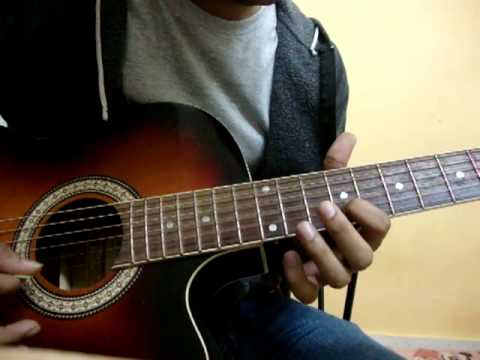 Pal Pal Har Pal (Lage Raho Munna Bhai) - On Acoustic Guitar