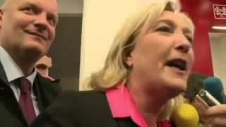 Marine Le Pen: ''No vamos a pagarles mosquiteros a los detenidos en Senegal''