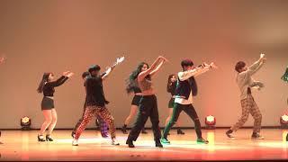 [공주대학교 댄스동아리 KKUN] RETRO FUTURE - 트리플 H (현아 & 펜타곤 (후이 & 이던)) Dance Cover