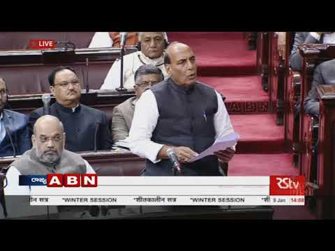 Rajya Sabha | Rajnath Singh Says Citizenship Bill Not Only For Assam, Applies To Other States Too
