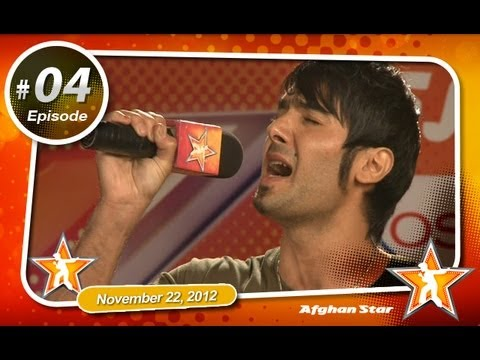 Afghan Star Season 8 - Afghan Star Season 8 - Episode.4   Herat auditions