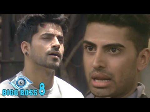 Bigg Boss 8 30th September 2014 Episode | Sushant Slaps Gautam Gulati video