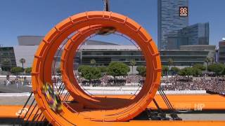 X Games Los Angeles 2012: Hot Wheels Double Loop