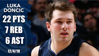 Luka Doncic does a little of everything for Mavericks vs. Timberwolves | 2019-20 NBA Highlights